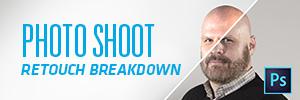 Photo Shoot Retouch Breakdown
