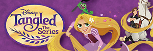 Tangled: The Series – Instagram Story